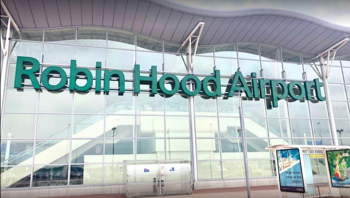 Doncaster/Sheffield Robin Hood Airport